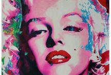 Marilyn Monroe / by Kaydee Lynn