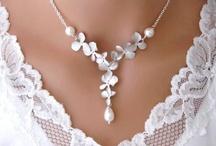 MAKE - Ideas for wedding jewelry