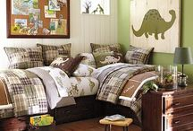 Dinosaur bedroom ideas