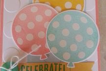 Celebrate Today / Stempelset Stampin' Up