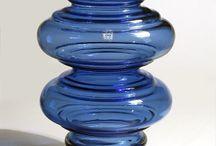 Finnish Glass / Lasiesineitä
