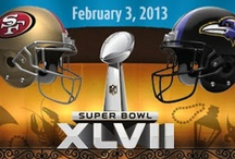 Super Bowl 2013 / by ICMPA Research