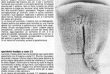 maglia / rifiniture