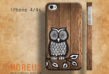 iPhone cases / by McKenzie Bohach