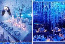Winter wonderland themed event