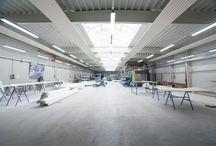 Výrobní haly | Firma Navláčil