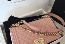 - accessorize / handbags and necklaces