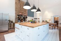 Killer Kitchens / Cook up a storm in these stunning, bespoke kitchens.