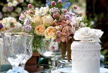 Decoração - Casamentos / Ideias de decoração de casamento
