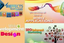 Trieffects Technologies Pvt Ltd. / Trieffects Technologies Pvt. Ltd., an IT company in New Delhi, provides web design & development services, mobile app development services for different platforms like Android, iOS and Windows, Search Engine Optimization (SEO) services to promote websites and App Store Optimization (ASO) services to promote mobile applications.