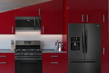 Black Stainless Steel Appliances / Frigidaire helps you run your kitchen your way. Our new Smudge-Proof™ Black Stainless Steel kitchen appliances fit beautifully with any kitchen design. Choose from our collection of refrigerators, ranges, and dishwashers that help your house, well, be your house. Frigidaire—your house rules.