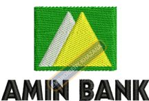Bank Logos Machine Embroidery Designs
