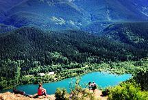 Washington. Oregon.