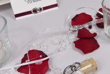 Weihnachten - Weihnachtsdekoration /  Ihre Tischdekoration zu Weihnachten oder zum Advent bei tischdeko-onine.de - Tischkarten und Gastgeschenle, Accessoires.