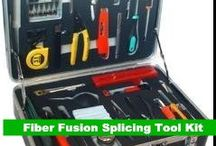 Fiber Fusion Splicing Tool Kit