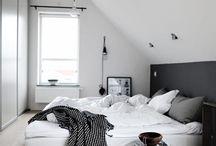 Poddasze - sypialnia