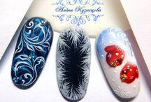 nails new year