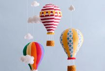 Hot Air Balloons / by Annalee Blysse