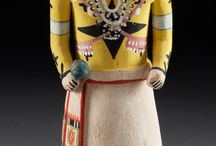 Carving - Kachina Dolls / by Phil Elliott