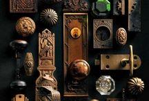 door knobs / door knockers