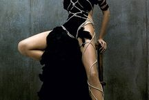 Bondage fashion inspiration
