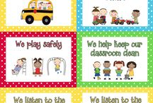 Classroom Management:  Classroom Rules & Behavior Management