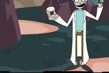 Rick N Morty