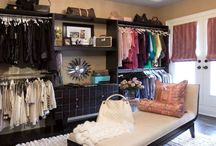Master Closet Ideas / Will never happen... / by Cristie Wojciaczyk