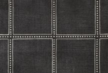 ➤ Textiles / Fabrics and trims / by Mr Call Designs
