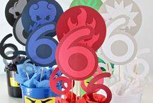 Lego verjaardag