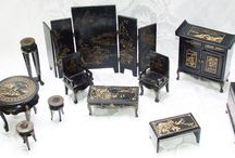 Miniatury mebli /// Furniture miniatures