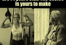 Stay young in mind and body