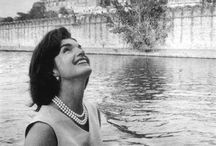 Art - Photography - Jackie Kennedy