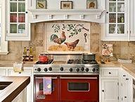 cucina e frigo