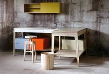 Petits espaces & Mini cuisines / Optimisation petites surfaces, solutions gain de place, design intérieur