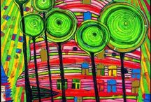 Hundertwasser magic