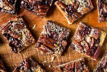 Paleo - Brownies + Bars