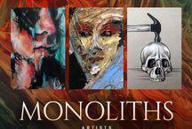 Monoliths | Jun 15 - Jul 12 2018
