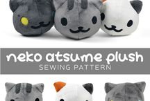 Sewing: Plushies