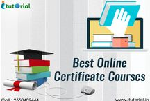 Best Online Certificate Course