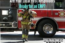 "Surviving an EMP / How do you prepare for and survive an EMP, electromagnetic pulse? Here are lists, information about the power grid, what to expect if an EMP hits, and how to survive without electricity. Get weekly ""Best of Preparedness Advice"" here --> http://bit.ly/2tRRzuy"