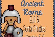 Year 8 Rome