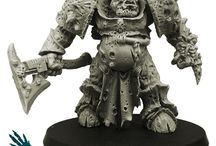 Spellcrow Miniatures / Find all Spellcrow Miniatures in this album. Alternatives miniatures for Warhammer 40k univers.