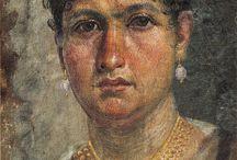 portrete egiptene
