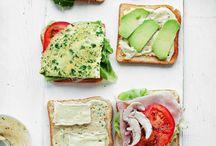 sandwich love / by Jen Alderette