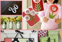 Mother's Day Ideas / Crafts and gift ideas for mom