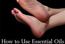 My essential oils uses