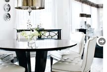 dining room / by Lorraine Luquette