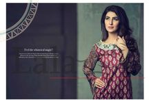 Brocade kurti 2015 / Lala exclusively presents its Brocade spring/summer collection 2015. Time to glam up this summer with Lala's supreme collection and freshen up your wardrobe with our trendiest designs