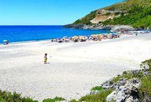 Spiagge del Cilento